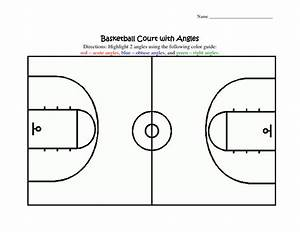 6 Best Images Of Printable Basketball Court Diagram Layout