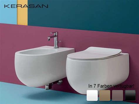 Wc Farbig by Wc Becken Wandh 228 Ngend Flo Kerasan Design Modern