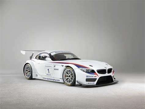 Bmw Z4 V8 by Bmw Z4 Gt3 A Race Prepped V8 Powered Z4