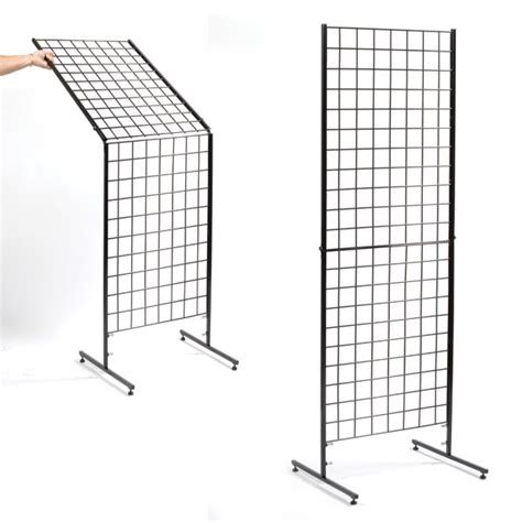 patented folding   grid wall display  day shipping