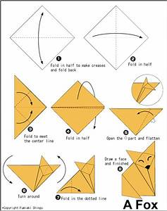 30 Beautiful Examples Of Easy Origami Animals | Origami ...