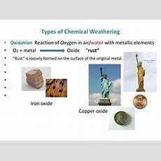 Ppt  Weathering Powerpoint Presentation Id1560978