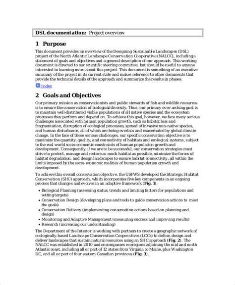 project summary template 10 project summary templates pdf doc free premium templates
