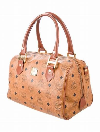 Mcm Bag Visetos Handle Handbags Bags