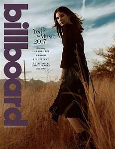 Lana Del Rey - Billboard Magazine December 2017