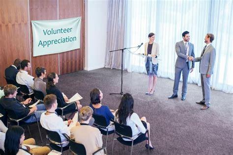 volunteer appreciation speeches lovetoknow