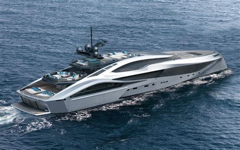 Yacht With Helicopter by The Helicopter Decks On Yachts Yacht