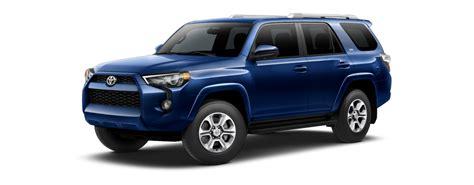 2018 Toyota 4runner 4wd Suv