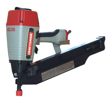 Craftsman Full Head Framing Nailer  Tools Air