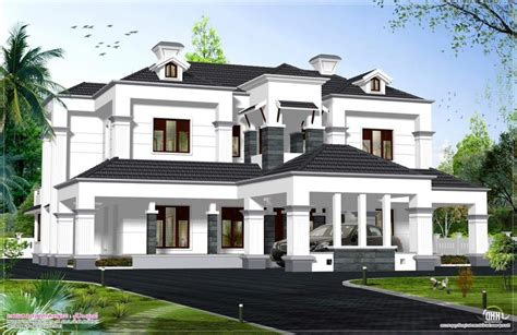 New Model Houses Photos In Kerala