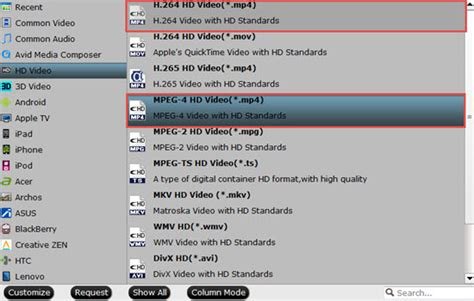 converting mts  mp  adobe premiere elements