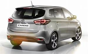 Kia Paris : kia carens third generation unveiled in paris ~ Gottalentnigeria.com Avis de Voitures