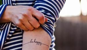 Tatouage Trait Bras : tatouage et retouche ce qu 39 il faut savoir l 39 express styles ~ Melissatoandfro.com Idées de Décoration