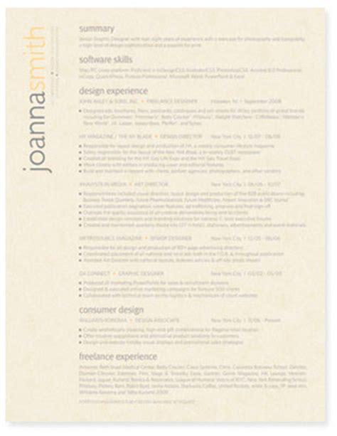 3 resume exles paperdirect