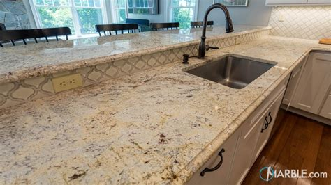 romano delicatus granite kitchen countertop