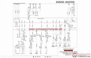 Bobcat T190 Wiring Diagram  With Images