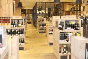 selfridges opens new and expanded wine shop decanter