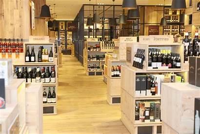 Wine Selfridges Bar Department London Expanded Decanter