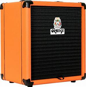 Orange CR25BX Crush PIX 25W 1X8 Bass Combo Amp | eBay