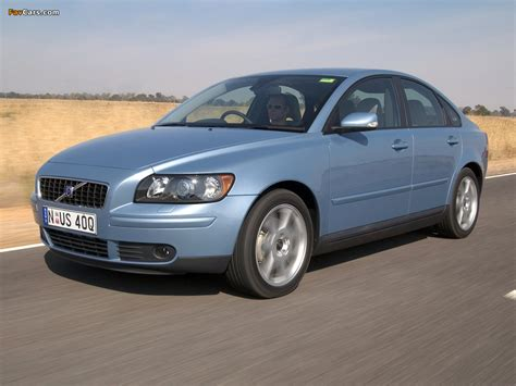 Volvo S40 2004 by Volvo S40 T5 Au Spec 2004 07 Images 1024x768
