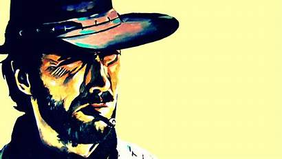 Ugly Wallpapers Clint Eastwood Bad Western Desktop