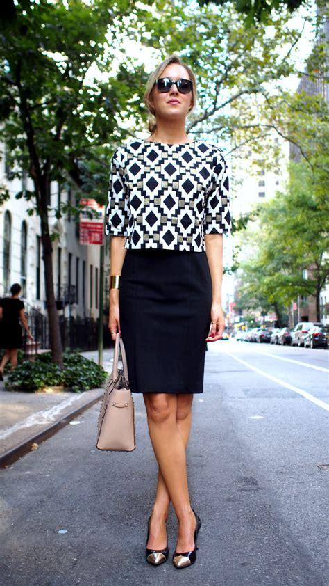 Crop Top Corporate Edition | MEMORANDUM | NYC Fashion u0026 Lifestyle Blog for the Working Girl