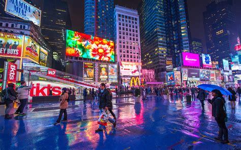 rainy night   york wallpaperswebs