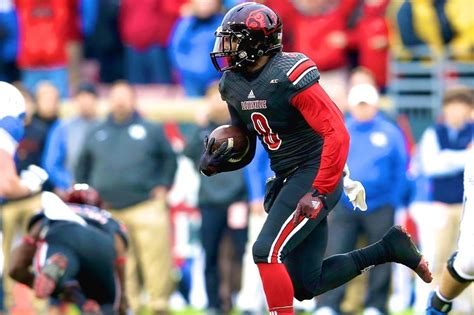 Exclusive: Top Safety Gerod Holliman Declares for NFL ...