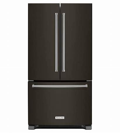Refrigerator Counter Depth 36 Door Kitchenaid French