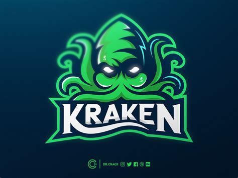 Kraken Esports Logo By Alec Des Rivières / Dr.crack