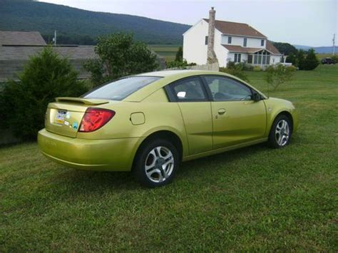 Sell Used 2004 Saturn Ion-2 Base Coupe 4-door 2.2l Quad In
