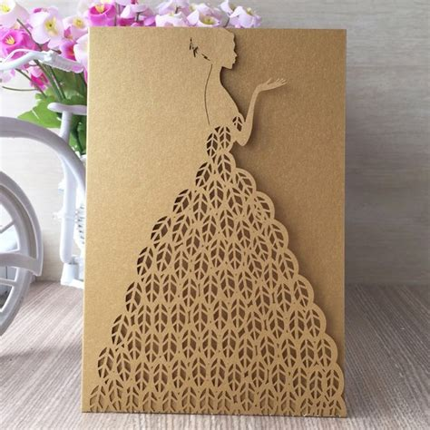 12pcs Lot Royal Wedding Invitation Card For Wedding Paper