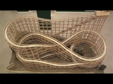 archimedes marble rollercoaster  awesomer