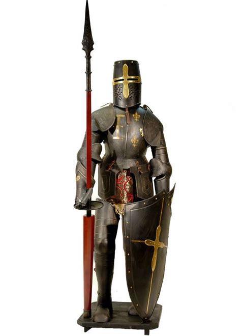 Armure Médiévale Chevalier De Tournoi 200 Cm Armures
