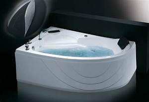Grande Baignoire D Angle : baignoire baln o kenya gauche thalassor baignoires ~ Edinachiropracticcenter.com Idées de Décoration