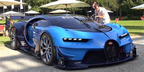 Sounds perfect wahhhh, i don't wanna. Video: Bugatti Vision Gran Turismo - Bugatti Concept Car