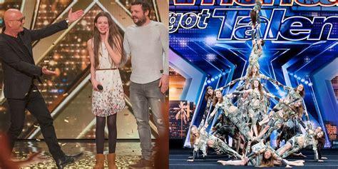 americas  talent judges golden buzzer