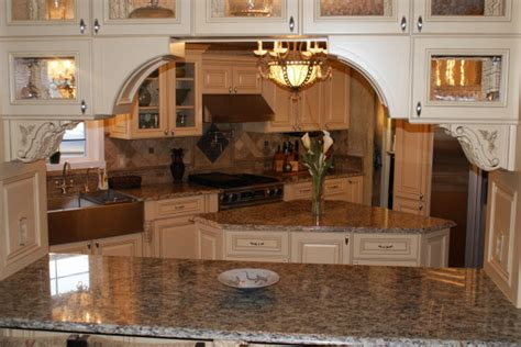 gourmet country kitchen kitchen remodel in a mobile home mobile home living 1270