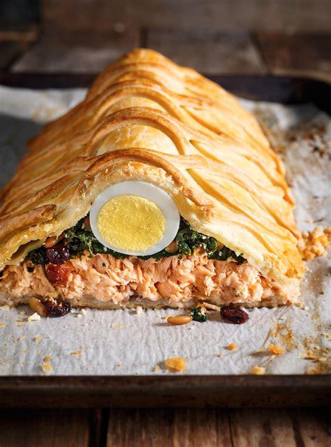 ricardo cuisine noel saumon en croûte koulibiac ricardo