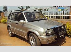 Used Suzuki SUV 2002 2002 Suzuki Vitara Rwanda CarMart
