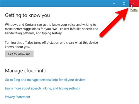 How to Clear Cortana's Search History in Windows 10
