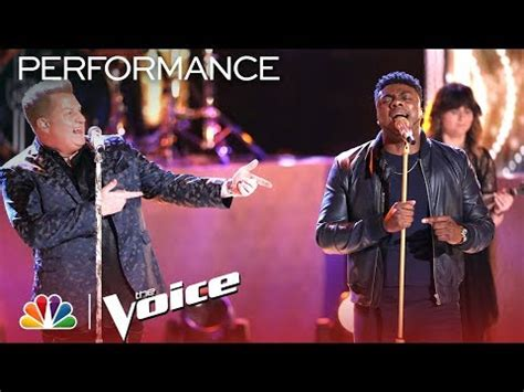 kirk jay on the voice last night kirk jay with racal flatts back to life the voice video