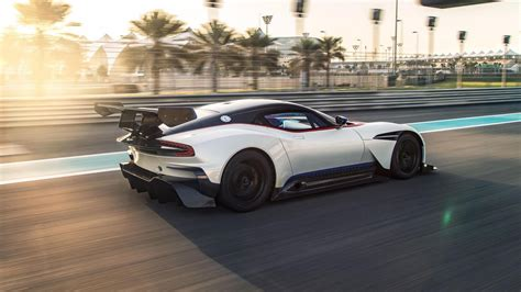 12 Things We Learned About The Aston Martin Vulcan  Top Gear