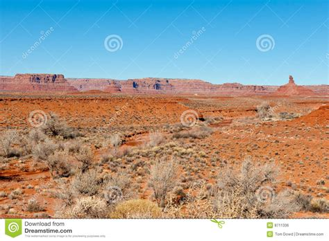 valley of the gods royalty free stock image image 8711336