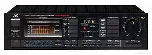Jvc A-x500v - Manual - Super A Stereo Integrated Amplifier