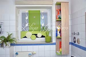 Küche Vorhänge Modern : k che bad gardinen liliya einrichten ~ Watch28wear.com Haus und Dekorationen