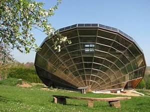 Maison Bioclimatique Passive : votre projet de maison solaire passive avec l 39 heliodome architecture solaire ~ Melissatoandfro.com Idées de Décoration