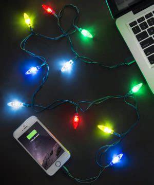 christmas light phone charger christmas light charging cable lightning charging cable