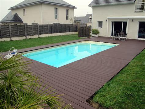 Pool Mit Holzterrasse by Pool Mit Holzterrasse Pool Mit Holzterrasse Polytherm