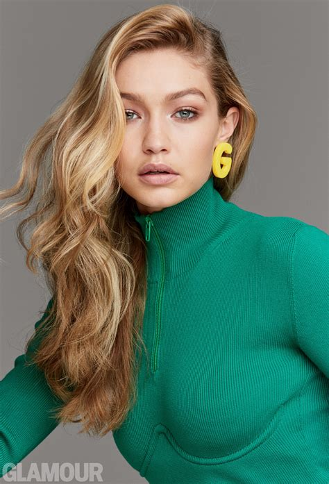 Snapshot: Gigi Hadid by Patrick Demarchelier for Glamour ...